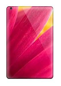 Jose de la Barra's Shop Ipad High Quality Tpu Case/ Pink Flower Widescreen Case Cover For Ipad Mini 3