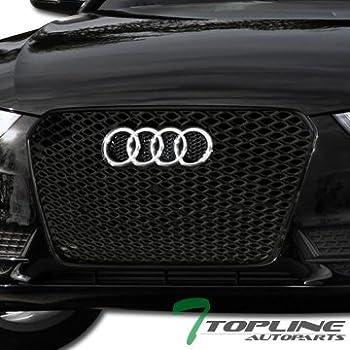 Audi s5 mesh grill