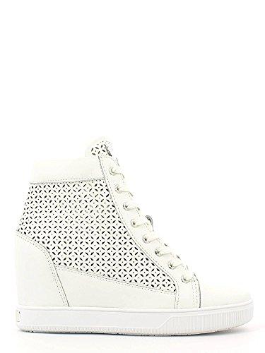 Bianco Sneakers Lea12 Guess Flfur2 Donna pRwvRFaUK