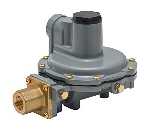 Emerson Fisher Lp Gas Equipment R632a Jffxa Integral 2 Stage Regulator  Pol  X 3 4  Npt  9 13  W C  Spring  Vent Opposite Taps