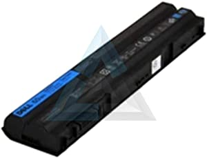 Dell Battery 6 Cell 60W HR Latitude E6430 E6, 312-1324 (E6430 E6)