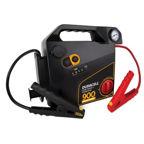 Portable Battery Powered Air Compressor - 7