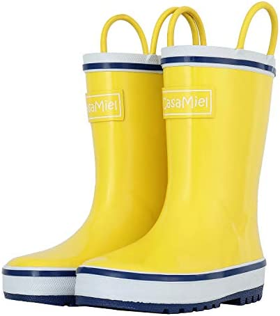 Rain Boots for Boys and Girls
