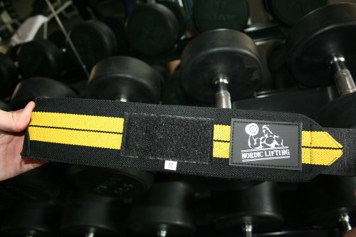 how to use wrist wraps for deadlift