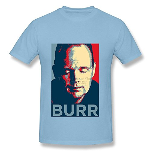 YX Comedy Bill Burr T Shirt For Men White XXL