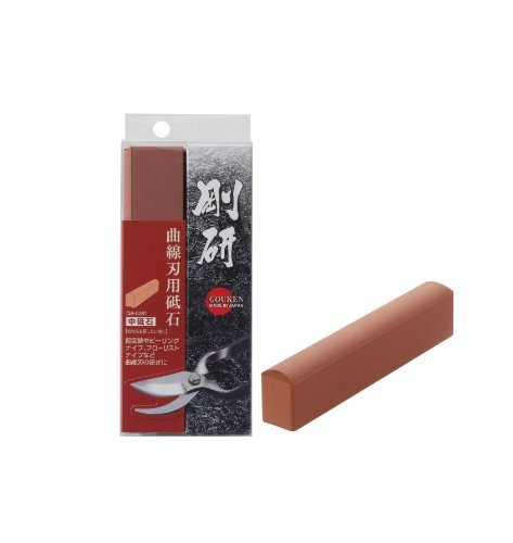 - Naniwa Japanese Compact Sharpening Stone GOUKEN for Winding Blades #220/1000/3000 (QA-0361:#1000)