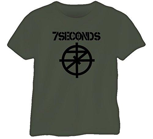 7 Seconds Punk Rock Retro T Shirt
