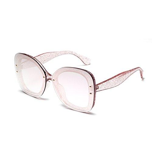 YJF Conduciendo Gafas de Sol polarizadas para Mujer y Hombre Protección UV 400 de Gran tamaño,4