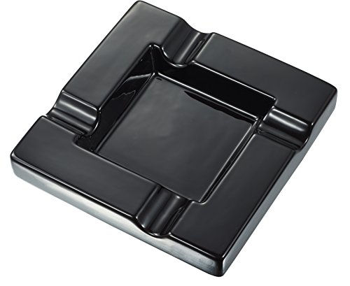 visol-renner-black-ceramic-cigar-ashtray