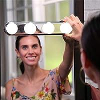 IJsEyen Hollywood-stijl LED spiegellamp make-up licht spiegel lamp make-up licht make-up lamp make-up lamp make-up lamp lamp spiegel lamp set voor make-up spiegel make-up spiegel
