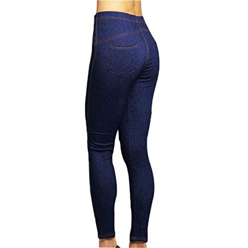 MUGHNIO Jeans Femme Femme Marine MUGHNIO Bleu Bleu MUGHNIO Marine Jeans ASnrZqUAx