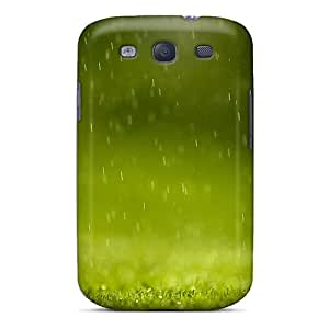 Premium Galaxy S3 Case - Protective Skin - High Quality For Rain
