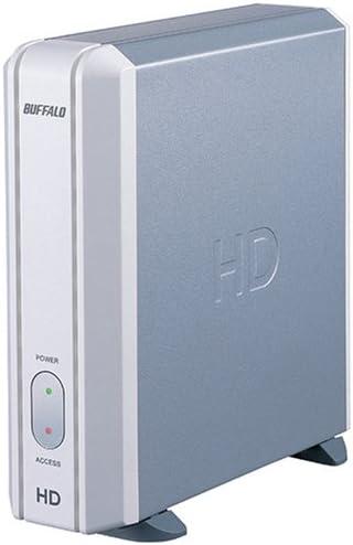 BUFFALO HD-H250U2 USB2.0 外付けハードディスクドライブ