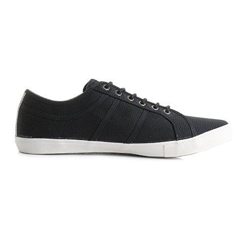 Jack&Jones Sneakers Uomo 40 Nero 12121161 JFWROSS CANNVAS ANTHRACITE