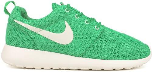 Nike Rosherun Mens Running Shoes 511881-310 Size 10.5 D Standard Width Gamma Green Sail