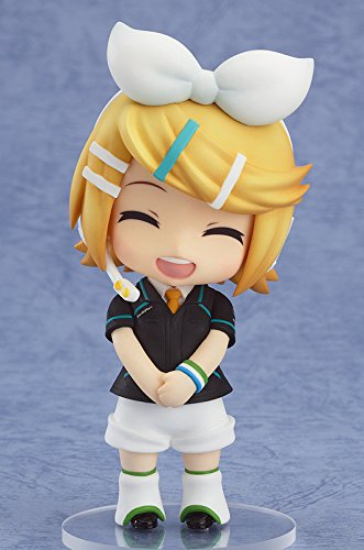 mk2 Good Smile Vocaloid Kagamine Rin Nendoroid Action Figure FamilyMart 2013 Ver