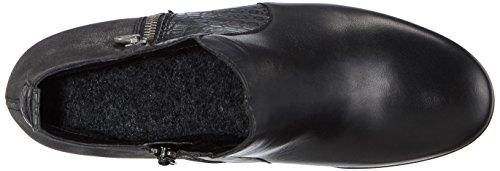 Remonte Dorndorf color de R9188 Botas mujer para negro cuero FFwr1qd