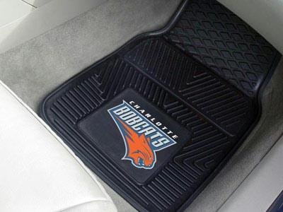 NBA - Charlotte Bobcats Heavy Duty Vinyl Car ()