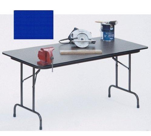 Flash Furniture Kid S Plastic Folding Table 30 X 60 X 19
