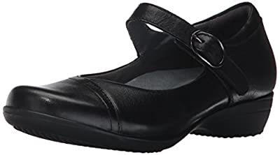 Dansko Women's Fawna Mary Jane Flat
