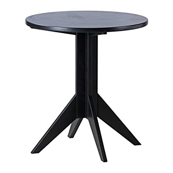 Amazon.com: IKEA Lack – Mesa de café, color negro 21 5/8 ...