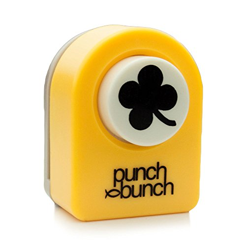 Punch Bunch Small Punch, (Shamrock Craft)