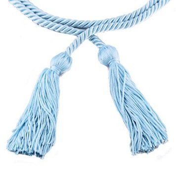 Graduation Honor Cords (Light Blue)