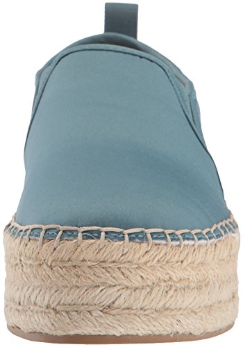 Edelman Espadrilles Women's Matte Carrin Shadow Sam Satin Blue f4qHCxq1