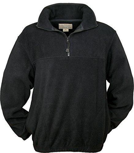 Fleece 1/4 Zip Pullover - 8