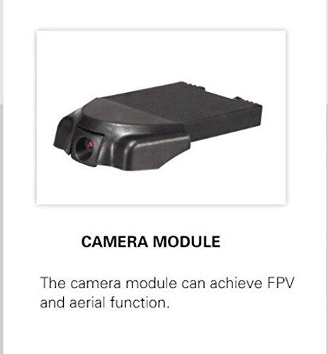 KAI DENG Drone Camera Adjustable 720P HD Wi-Fi FPV Camera for K80 RC Quadcopter by KAI DENG