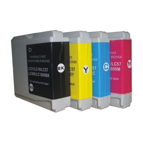 4 Pack Lc51 Ink - 6
