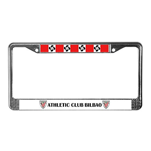 fan products of CafePress - 2-Lowerbanner - Chrome License Plate Frame, License Tag Holder