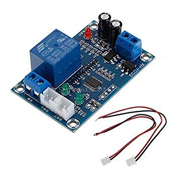 Sellify Equipements électriques Xh-M203 pleine d'eau automatique Régulateur de niveau module commutateur AC/DC 12V Relais G08 Rrd Generic