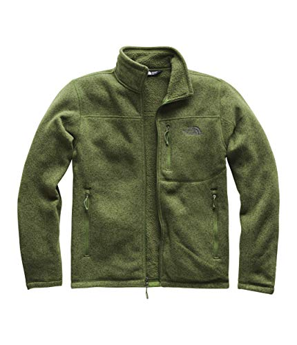 - The North Face Men's Gordon Lyons Full Zip Garden Green Heather Large