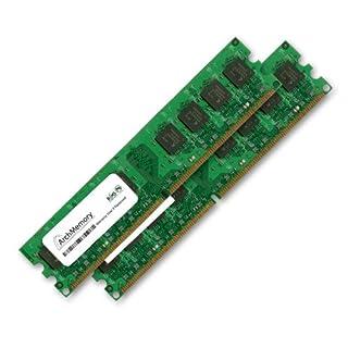 2GB Kit (2 x 1GB) RAM for the Dell OptiPlex GX280 (DDR2-533, PC2-4200) Upgrade (B002ZOZJK0) | Amazon price tracker / tracking, Amazon price history charts, Amazon price watches, Amazon price drop alerts