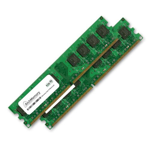 4 GB Memory Kit (2 x 2 GB) for eMachines EL1700 Series By...