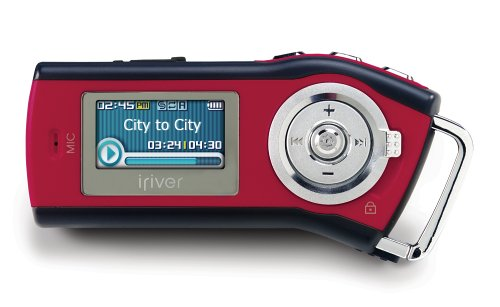 iRiver T10 512 MB MP3 Player with FM Tuner