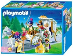 Playmobil 4258 royal carriage toys games - Playmobil kutsche ...