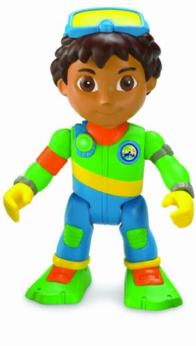Fisher-Price Go Diego Go, Extreme Rescue Scuba Mission