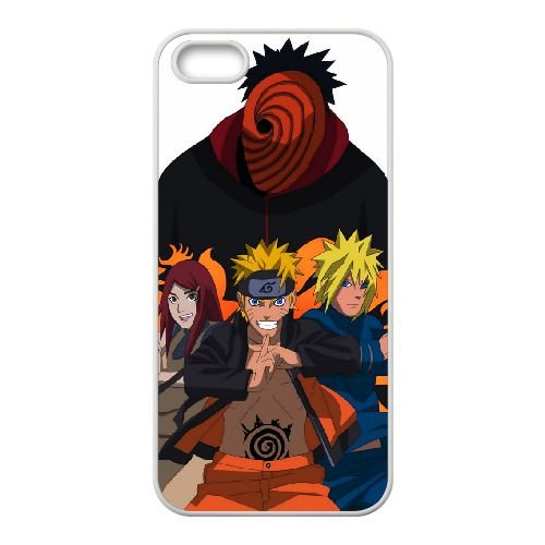iPhone 4 4s Cell Phone Case White naruto Road To Ninja Seqy ...