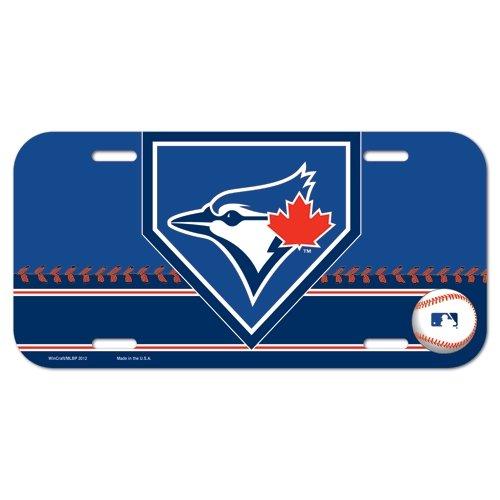 Toronto Blue Jays License Plate - WinCraft MLB Toronto Blue Jays License Plate