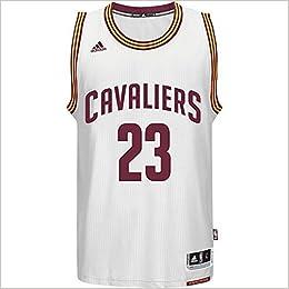 release date: 11ff2 9182a Amazon.com: NBA LeBron James Cavaliers 23 Youth Replica Home ...