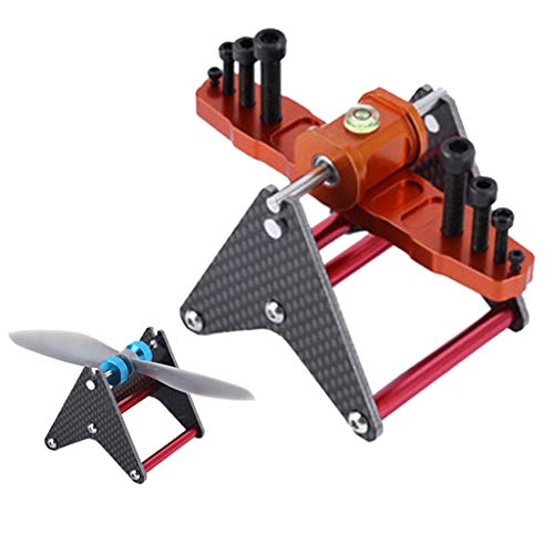 Trex 250 450 500 600 700 Helicopter Propeller Balancer Accessories - GorNorriss New Propeller Main Balancer Tester Compatible with Trex 250 450 500 600 700 Helicopter