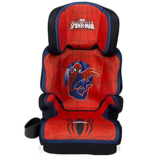 KidsEmbrace High-Back Booster Car Seat, Marvel Spider-Man