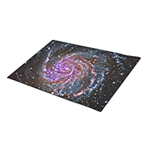 Space Milky Way Outdoor Mats Go Away Doormat
