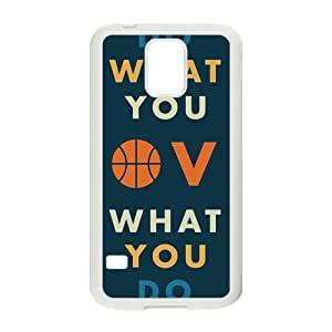 RHGGB Obey your heart motto Cell Phone Case for Samsung Galaxy S5
