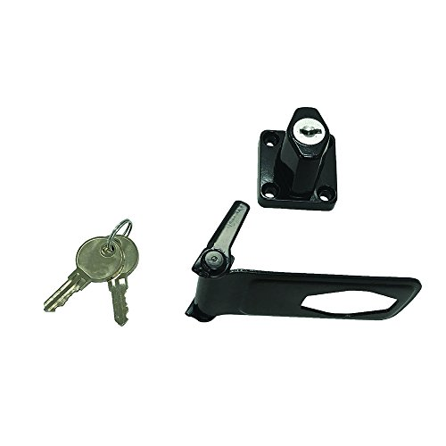 Prime-Line MP18709-1 Keyed Locking Hasp by Prime-Line
