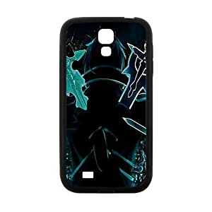 Zyhome Galaxy S4 Anime Sword Art Online Pattern Case Cover for SamSung Galaxy S4 I9500 (Laser Technology)