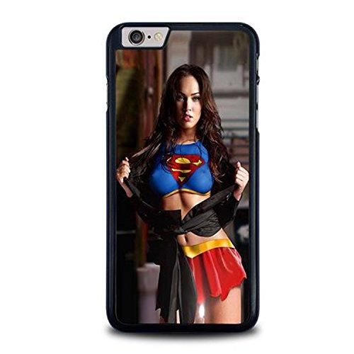 Coque,Megan Fox Super Girl Case Cover For Coque iphone 6 / Coque iphone 6s