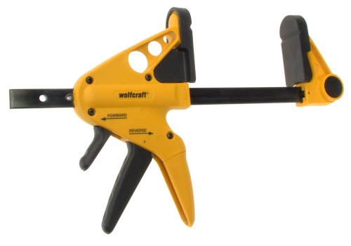 Wolfcraft 3447403  6-Inch Quick-Jaw Bar Clamp